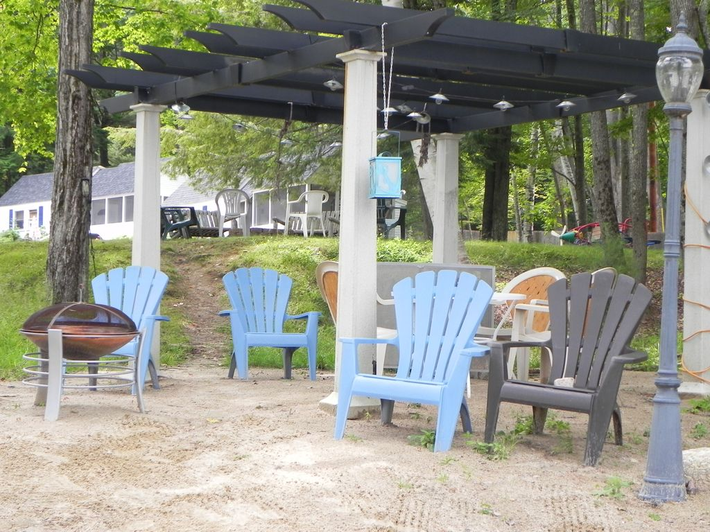 Plenty of places to Sit & Relax