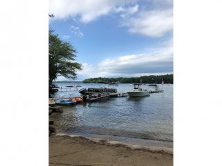 Lake Winnipesaukee Vacation Cottage House Rental - Moultonborough, NH